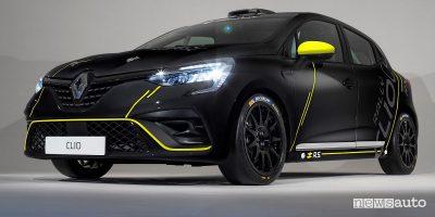 Renault Clio Cup, Rally e RX 2019