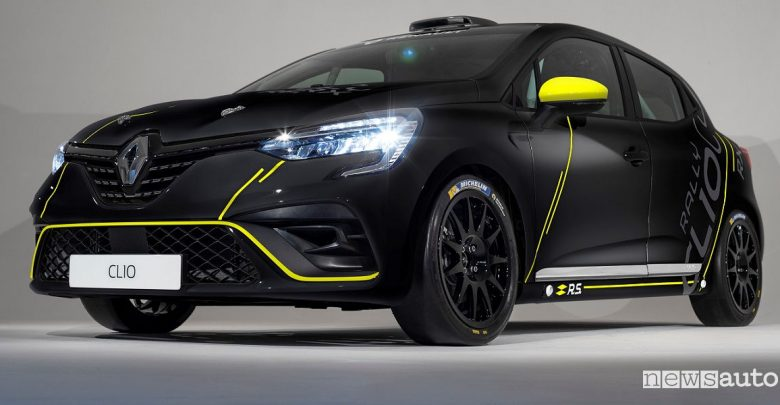 Renault Clio Cup, Rally e RX 2019