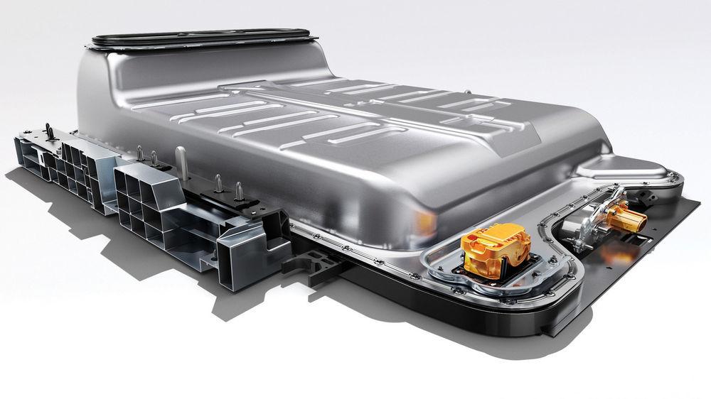 Batteria Renault Zoe da 52 kWh
