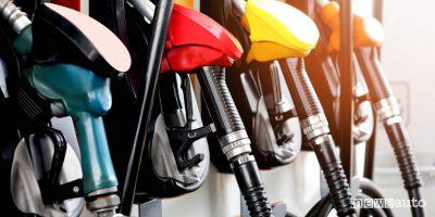 Pompa Benzina Carburante