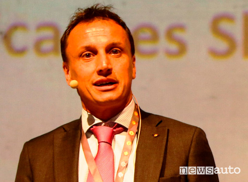 Roberto Paganuzzi, Technical Director Europe di Shell