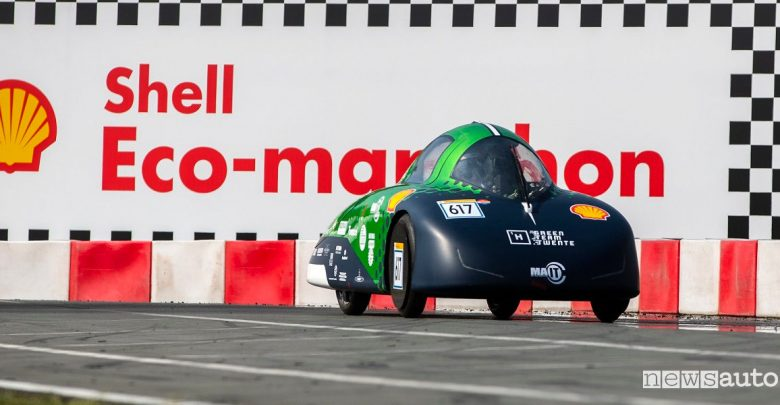 Shell Eco Marathon 2019