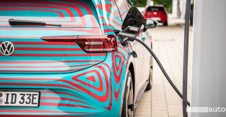 Batterie auto elettriche Volkswagen ID.3