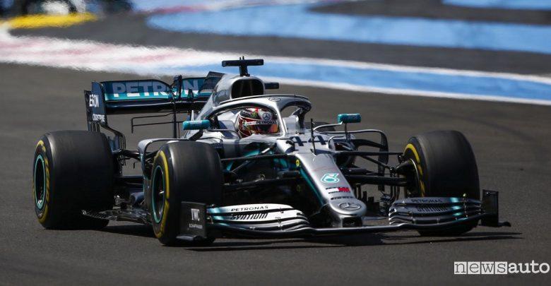 F1 Gp Francia 2019 Mercedes-AMG Lewis Hamilton