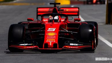 Qualifiche F1 Gp Monaco 2019 Ferrari Vettel