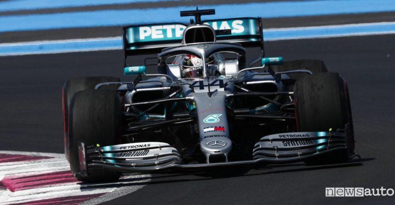 F1 2019 Gp Francia Lewis Hamilton Mercedes-AMG