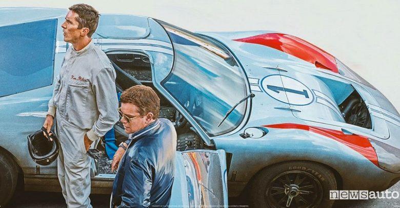 Guerra Ferrari-Ford Film Le Mans 1966