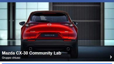 Photo of Gruppo Facebook Mazda CX-30, nasce la Community Lab