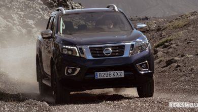 Photo of Nissan Navara 2019, il restyling del pick-up