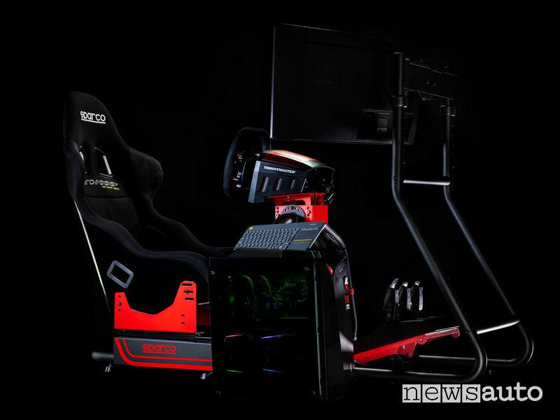 Simulatore di guida Sparco Gaming