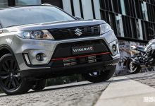 Photo of Suzuki Vitara Katana, serie speciale al Salone dell'Auto di Torino