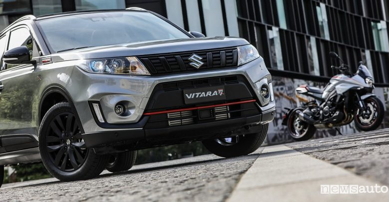 Suzuki Vitara Katana