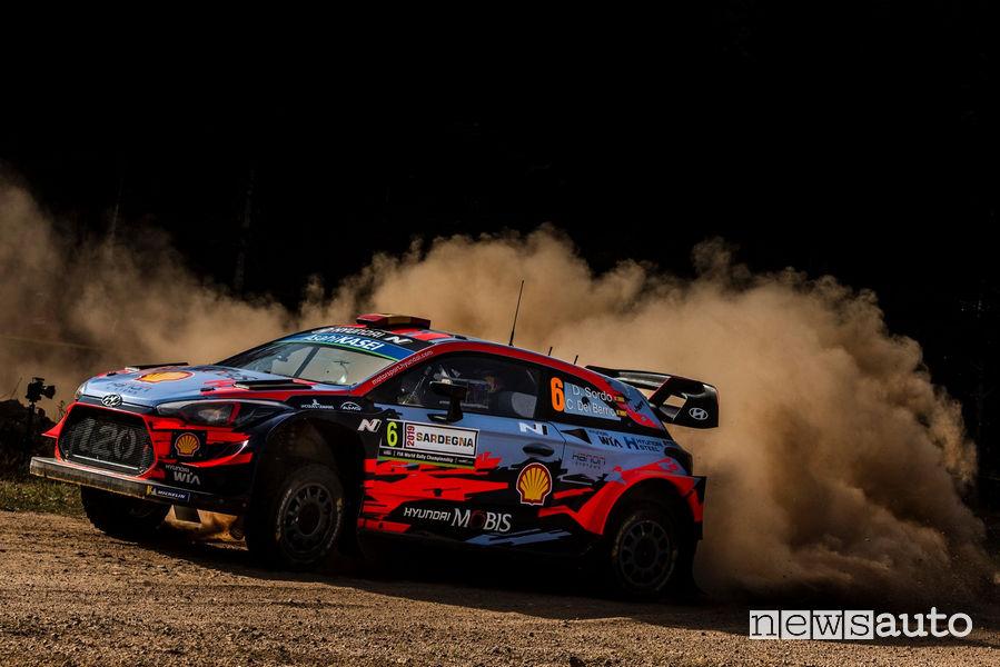 Hyundai i20 WRC Plus Daniel Sordo