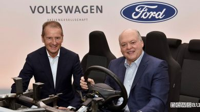 Photo of Alleanza Volkswagen-Ford, patto per le auto elettriche