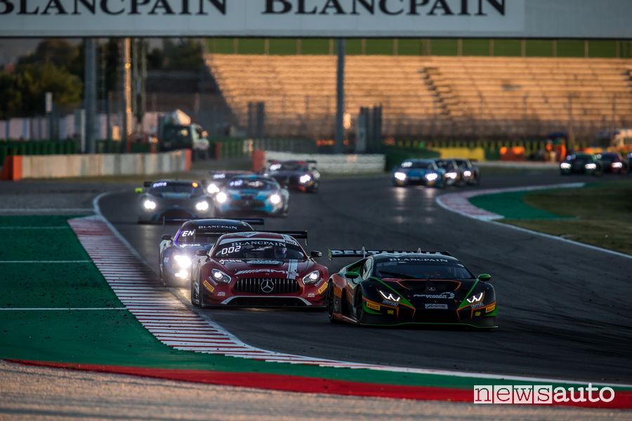 Ultimo giro Gara 2 GT World Challenge Misano 2019