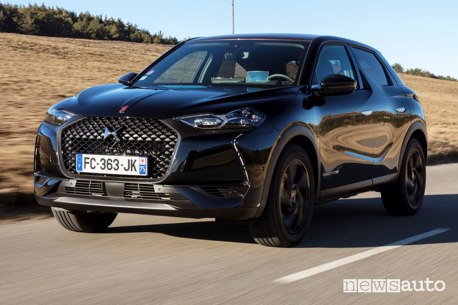 DS Assistance DS 3 Crossback