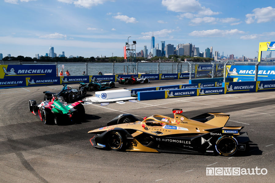 ePrix di New York Formula E 2019