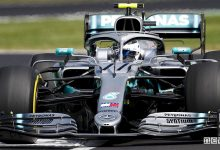 Qualifiche F1 Gp Gran Bretagna 2019 Mercedes-AMG Bottas