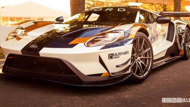 Photo of Ford GT Mk II, auto da corsa per la strada senza limiti al Goodwood Festival 2019