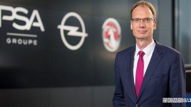Michael Lohscheller Direttorio di Groupe PSA