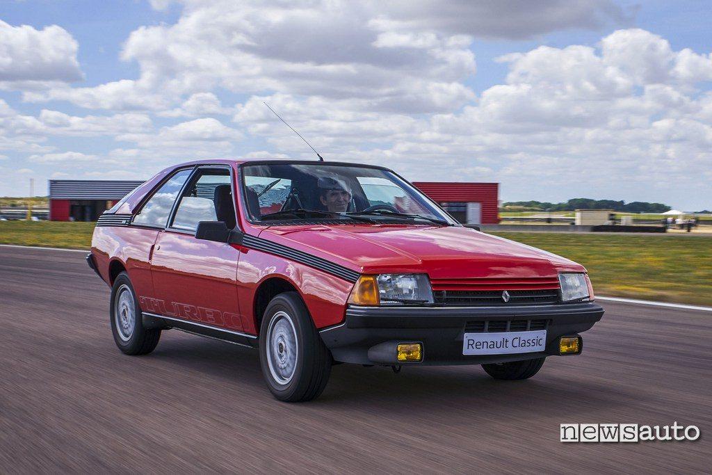 Renault Fuego Turbo 1983