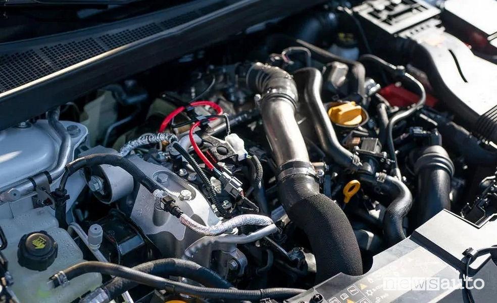 Renault Megane RS Trophy-R vano motore