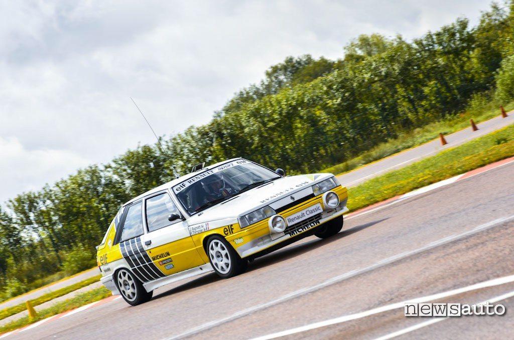 Renault R11 turbo rallye 1987