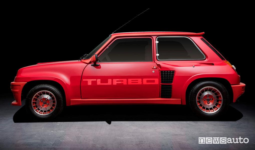 Renault 5 Turbo 1981