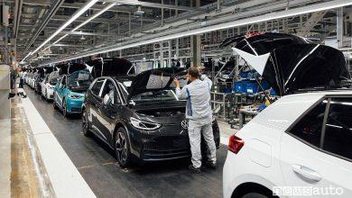 Photo of Produzione auto elettriche, 300.000 auto l'anno nella fabbrica Volkswagen di Zwickau