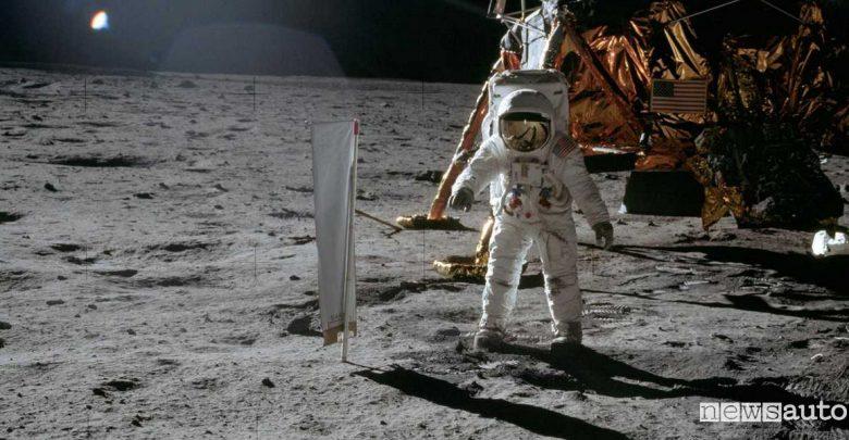 Sbarco sulla luna Goodyear