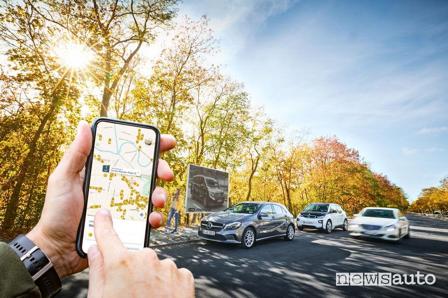 App per la mobilità Moovit