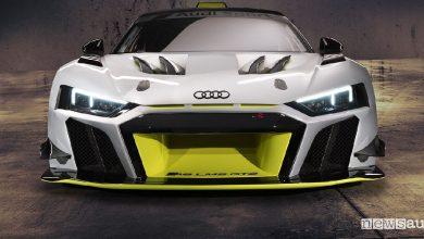 Audi R8 LMS auto da corsa GT2