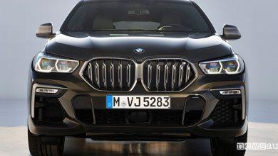 Photo of Nuova BMW X6 2020, terza generazione del SUV Coupé