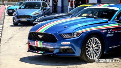 Photo of Fiesta, Mustang e Focus, prove in pista con auto sportive nei corsi Ford Performance