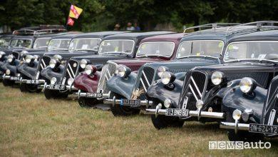 Photo of Raduno del Secolo Citroën, auto storiche da tutto il mondo per la festa del centenario