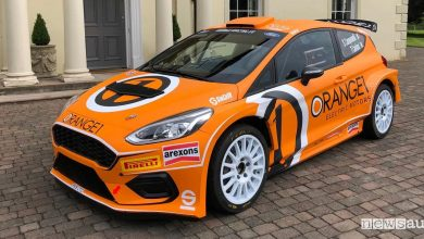 Photo of Nuova Ford Fiesta R5, debutto al Rally di Roma 2019