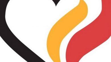 Logo dei pompieri Belgio