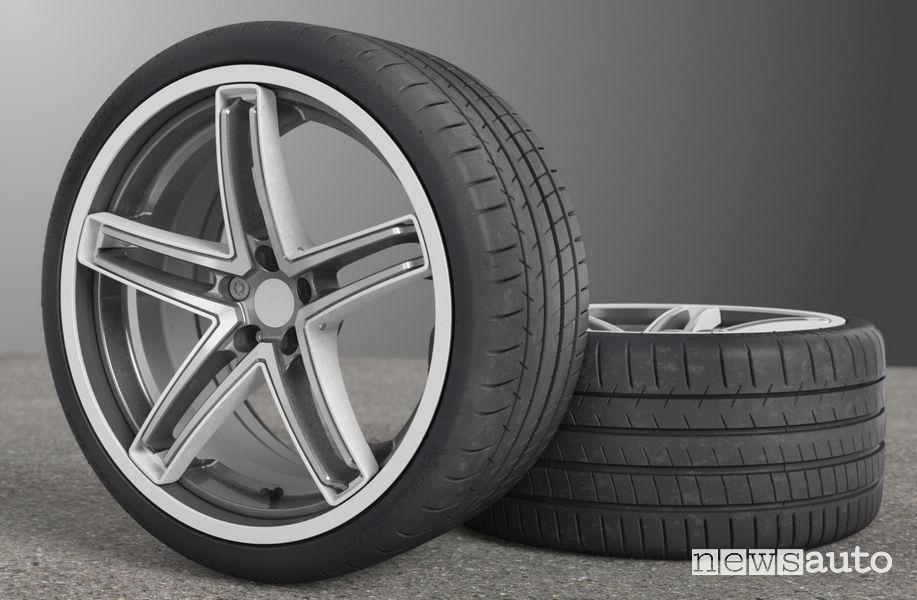 Michelin Acorus è il cerchio in lega che non si rompe mai, resiste alle buche