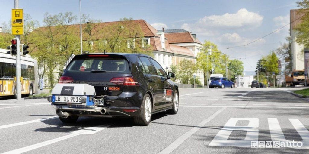Omologazione WLTP Volkswagen Golf