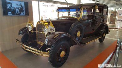 Photo of La Papamobile del '30, in expò alla concessionaria Citroën di Aprilia