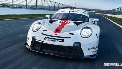 Photo of Porsche 911 RSR, nuovo bolide da corsa con motore boxer aspirato