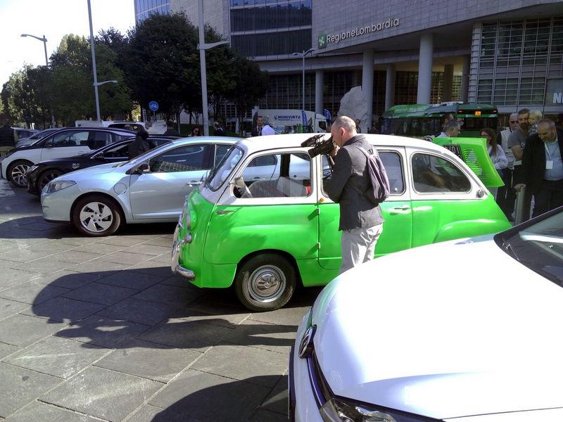 Fiat 600 Multipla elettrica