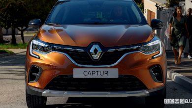 Nuovo Renault Captur 2020