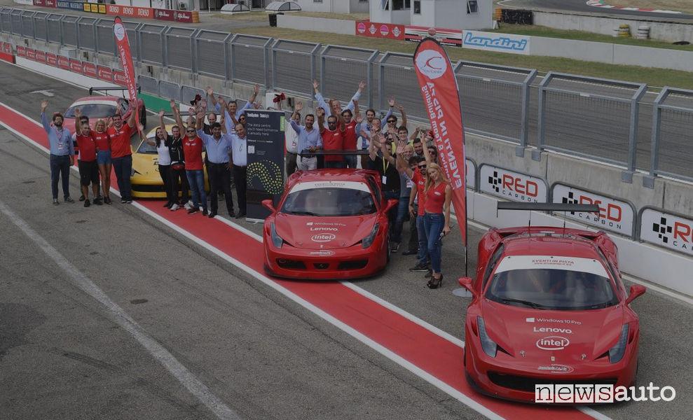 Team Building Aziendale Ferrari