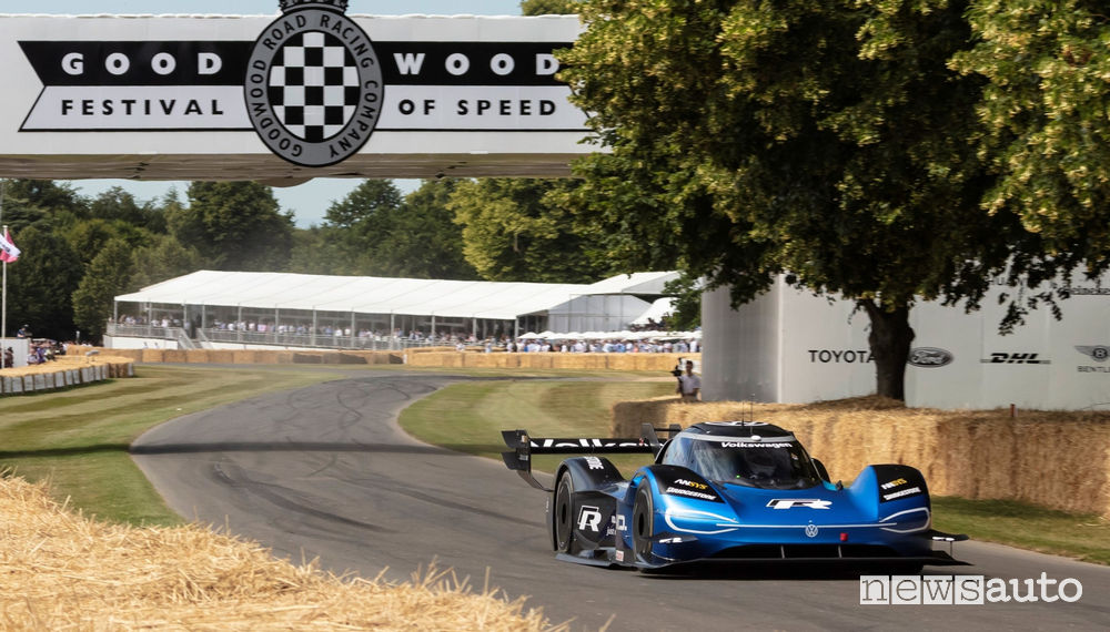 Record Goodwood Volkswagen ID.R