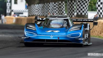 Record Goodwood Volkswagen ID. R