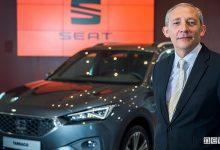 Vicepresidente per gli Acquisti Seat Alfonso Sancha