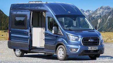 Photo of Ford Transit, concept Big Nugget il camper del futuro