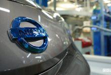 Furgone elettrico Nissan Gran Sasso