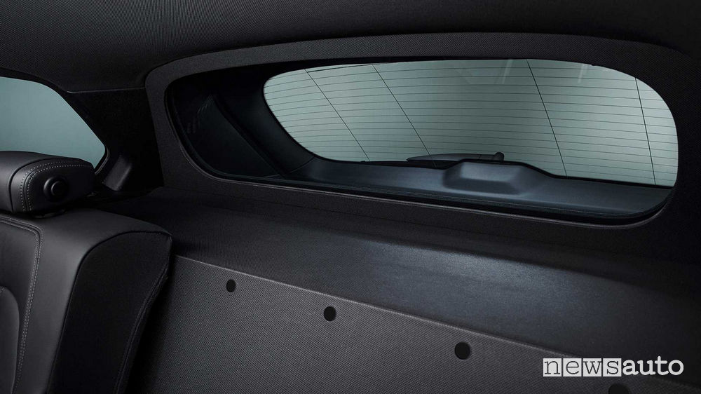 BMW X5 Protection VR6 blindatura vetro posteriore